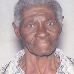 Violet Harriet Bonaby